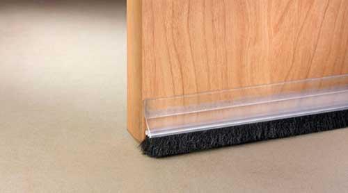C mo ahorrar aislando bien tu hogar del calor del fr o y for Instalacion de puertas