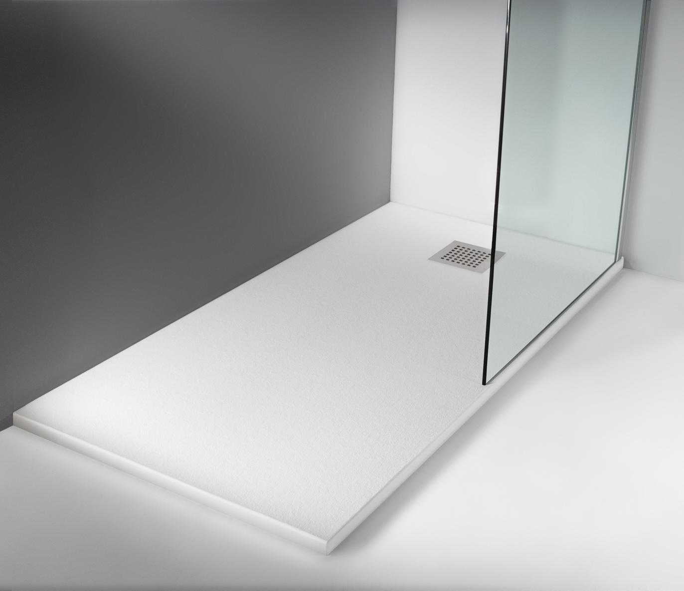 Platos de ducha antideslizantes c mo elegir el adecuado - Plato de ducha porcelana ...
