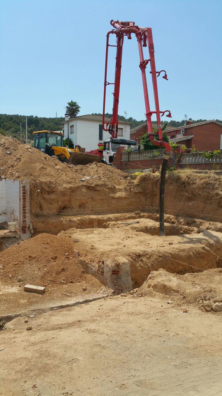 Galer a construcci n de viviendas y reformas integrales Empresas de construccion en barcelona