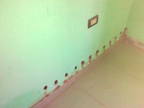 Prevenci n y tratamiento de los problemas de humedad en el - Muros de pladur ...